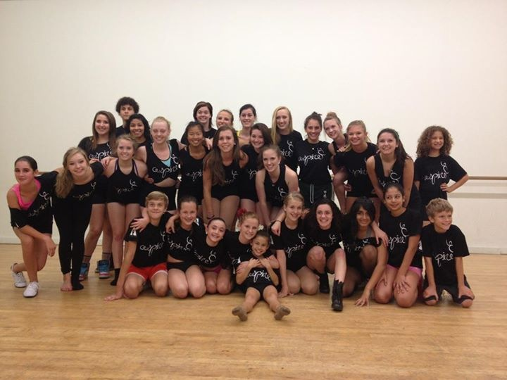 Aspire Dance Convention at the Austin School for the Performing and Visual Arts